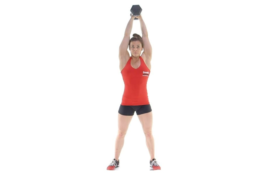 MOVEMENT TIP: The Dumbbell Swing