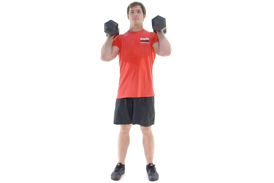 MOVEMENT TIP: The Dumbell Press